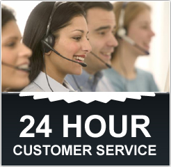 New York Limousine, 24 hour customer service